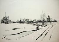 Kunsthandel Galerie R G Van Driel Machiel Hagedoorn Collectie